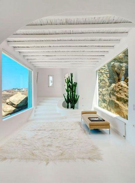 + White Luxury in Mykonos, Greece +