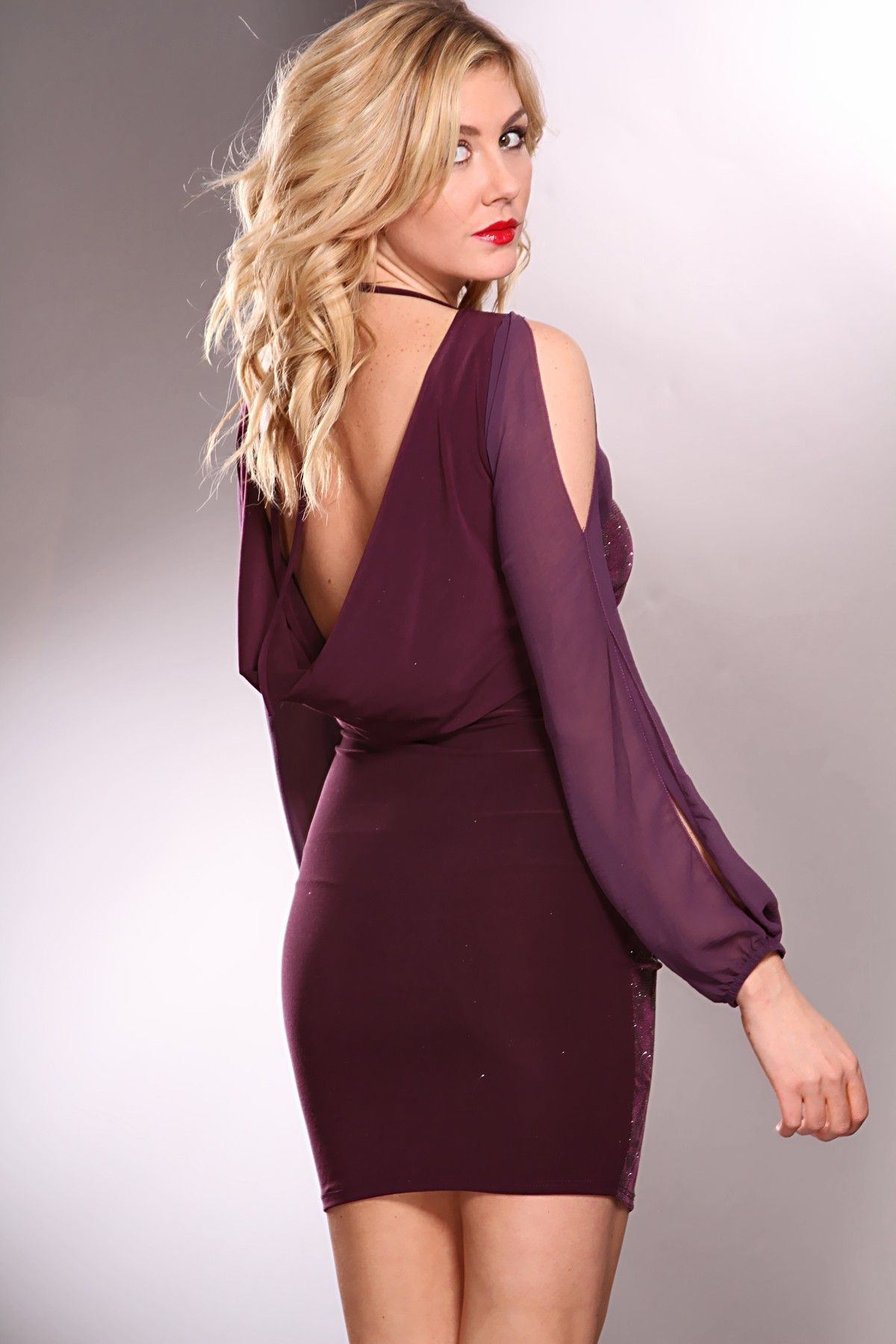 unique-purple-party-dresses- | Purple Party Dress | Pinterest ...