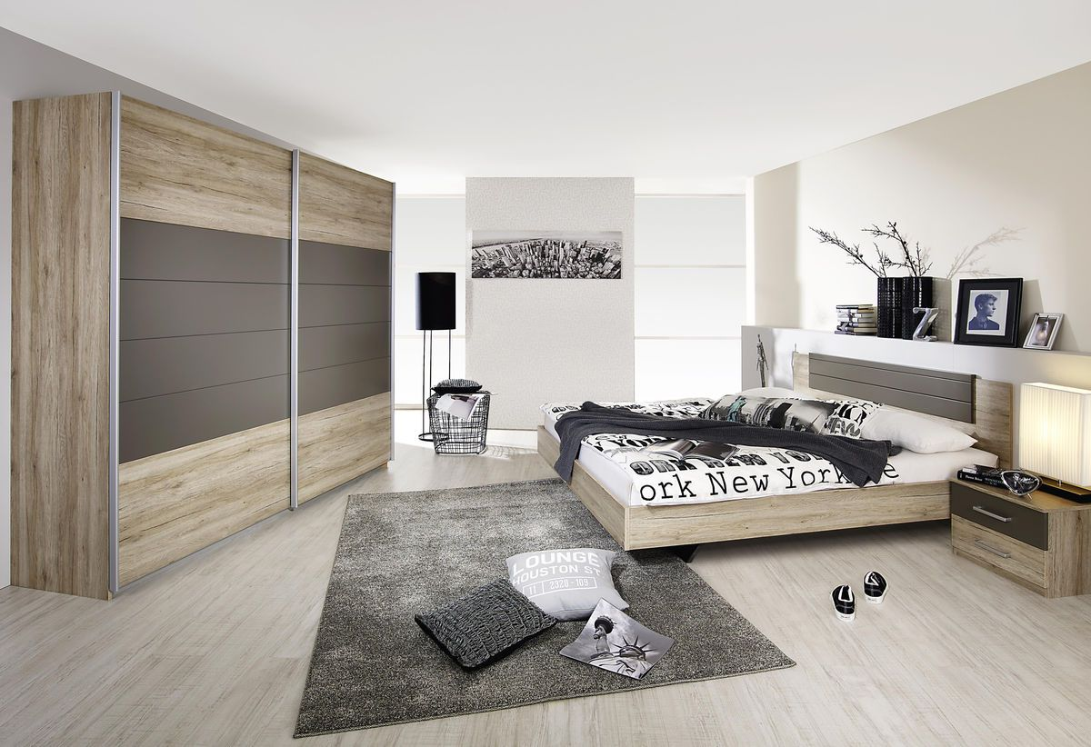 rauch PACK`S Schlafzimmer-Set (4-tlg.) | Bedrooms