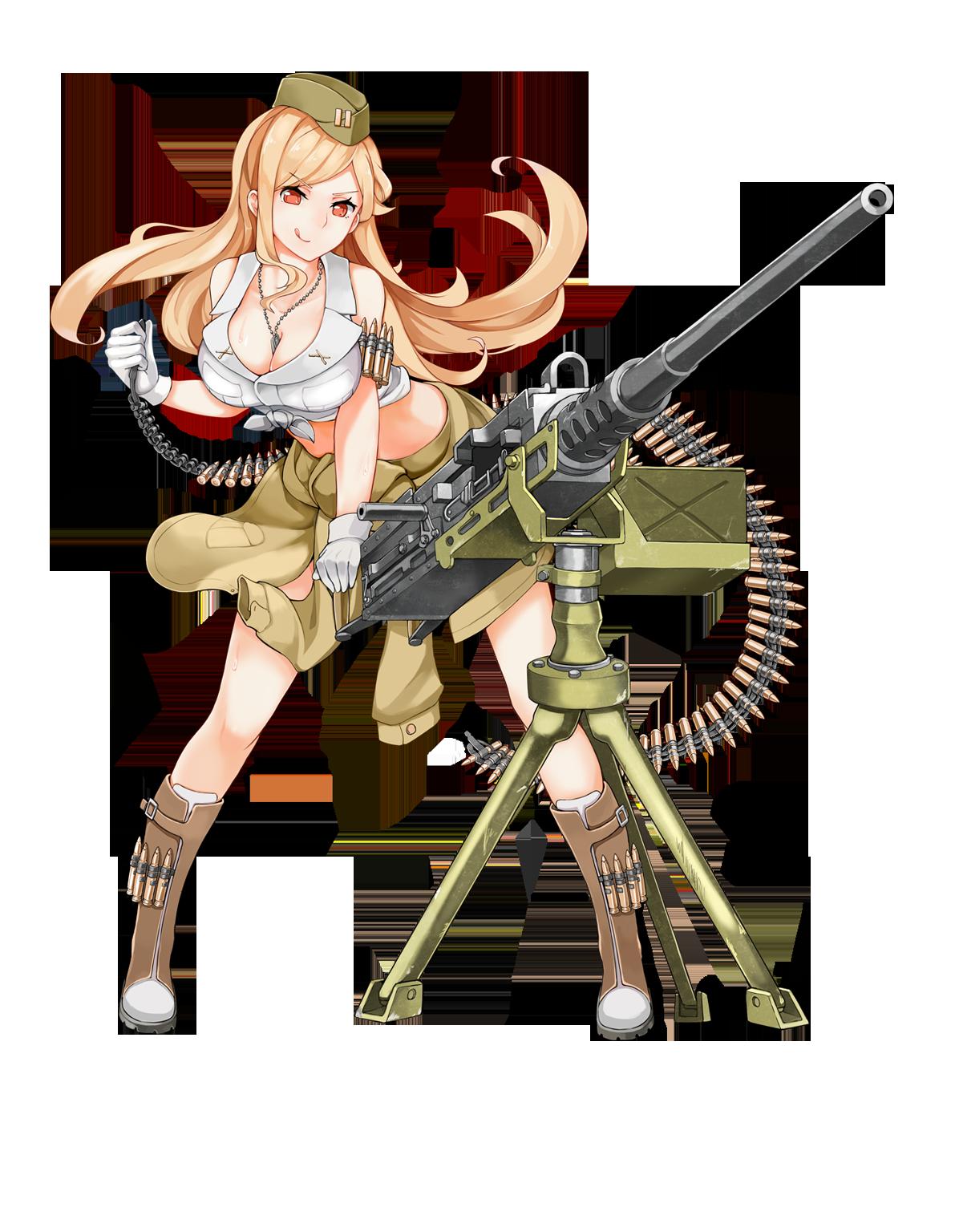 M10HB  Girls frontline, Anime military, Cartoon character design
