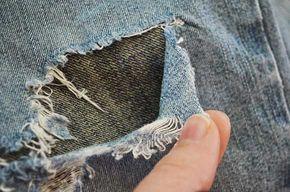 10x Diy Leer : Kapotte broek maken 10x de leukste lapmiddelen voor gaten in