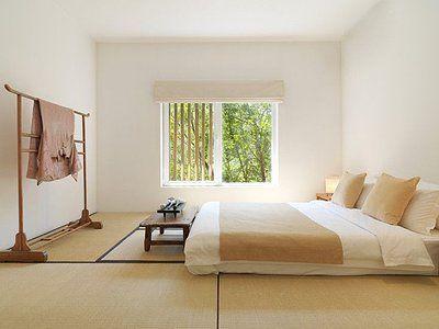 Tatami Bedroom Futon Living Room Tatami Room Japanese