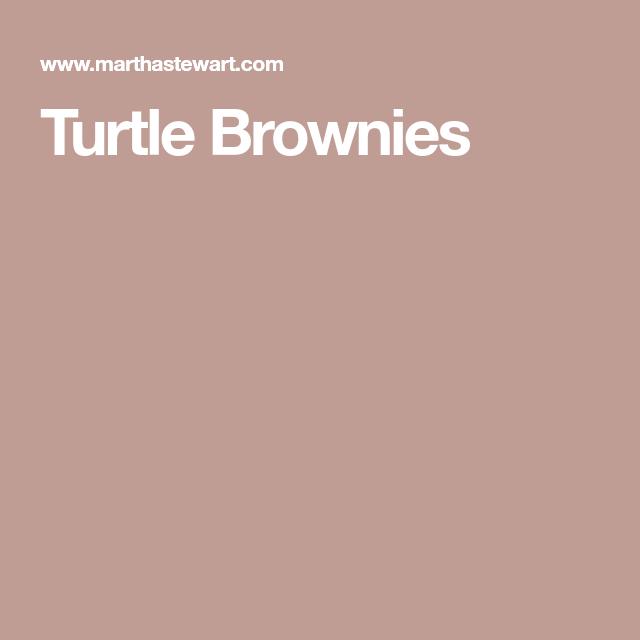 Turtle Brownies #turtlebrownies Turtle Brownies #turtlebrownies Turtle Brownies #turtlebrownies Turtle Brownies #turtlebrownies