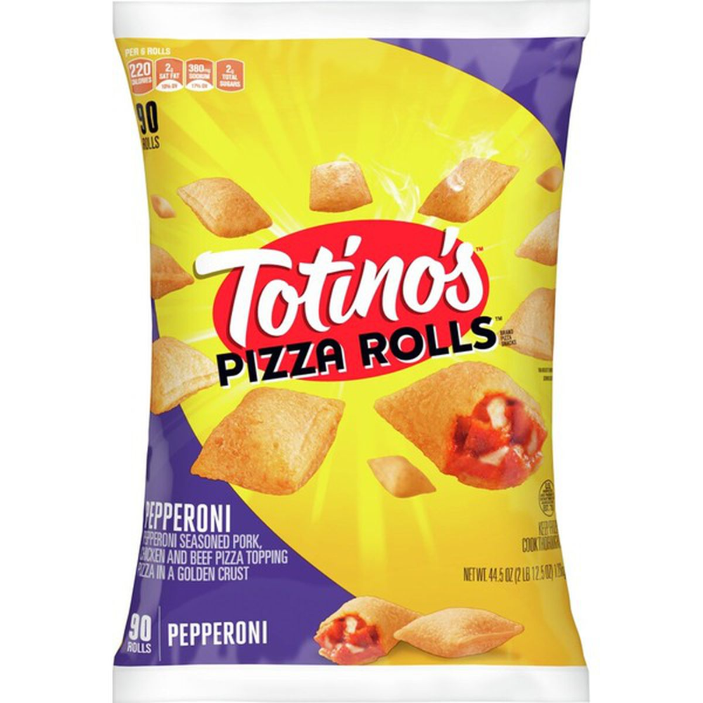 Instacart Totino's Pizza Rolls, Pepperoni in 2020