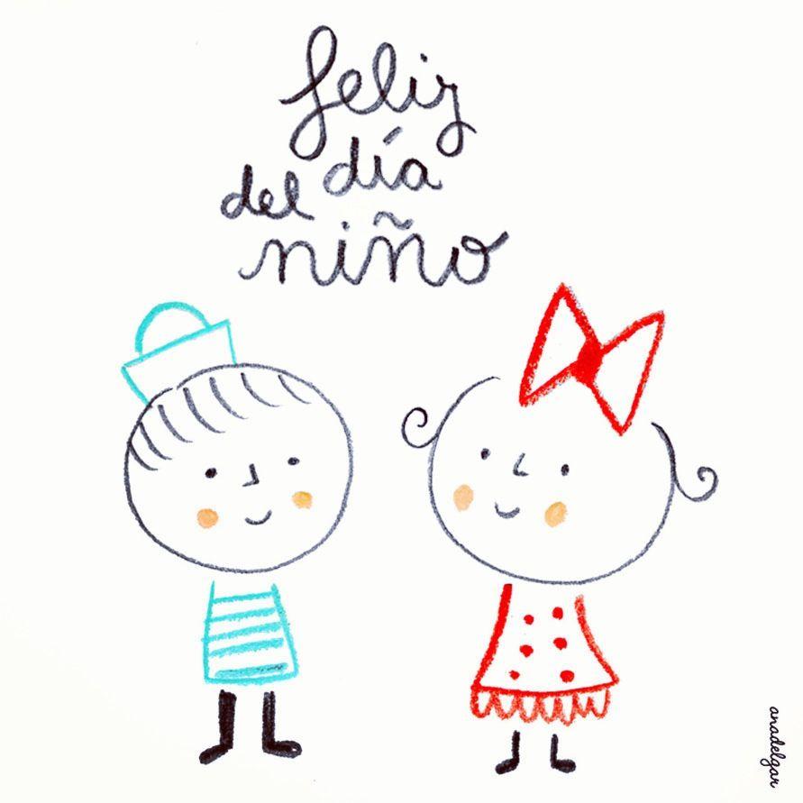 Feliz Día Mi Muñeca Hermosa A Ti Y A Tu Maniito Bebe Como Tu Le