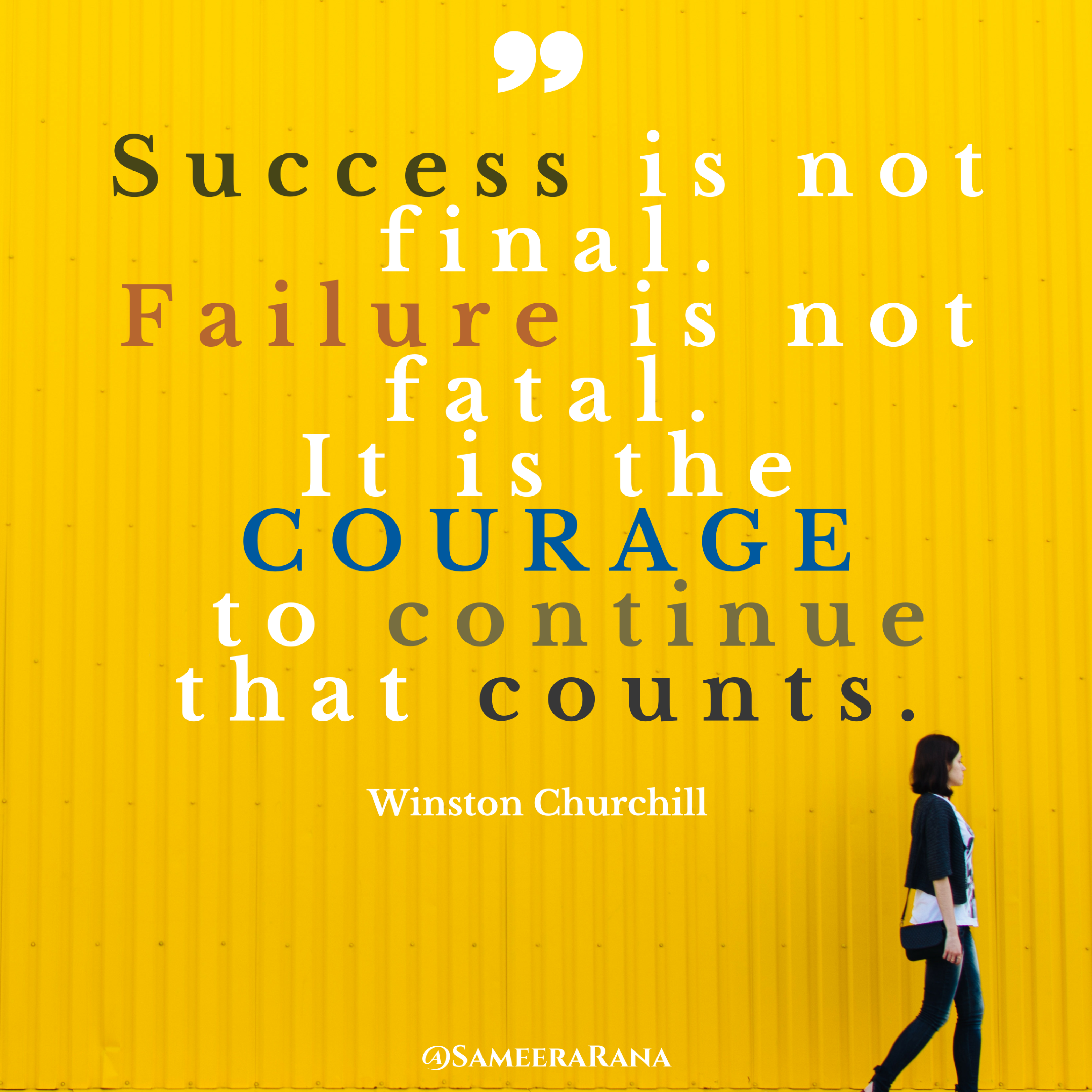 New month new courage!!! Happy August! | Inspirational