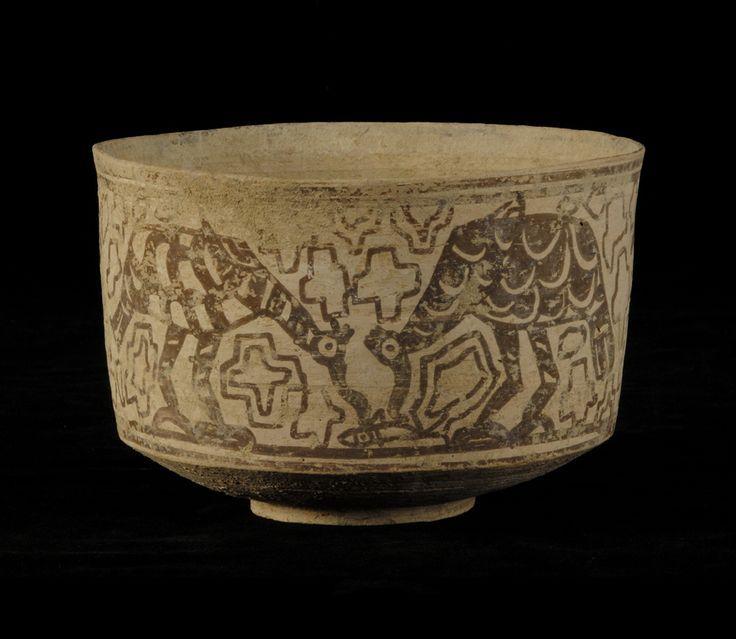 Indus Valley Civilization Pottery | Indus Valley Terracotta Vessel - LO.1265 Origin: Western India Circa ...
