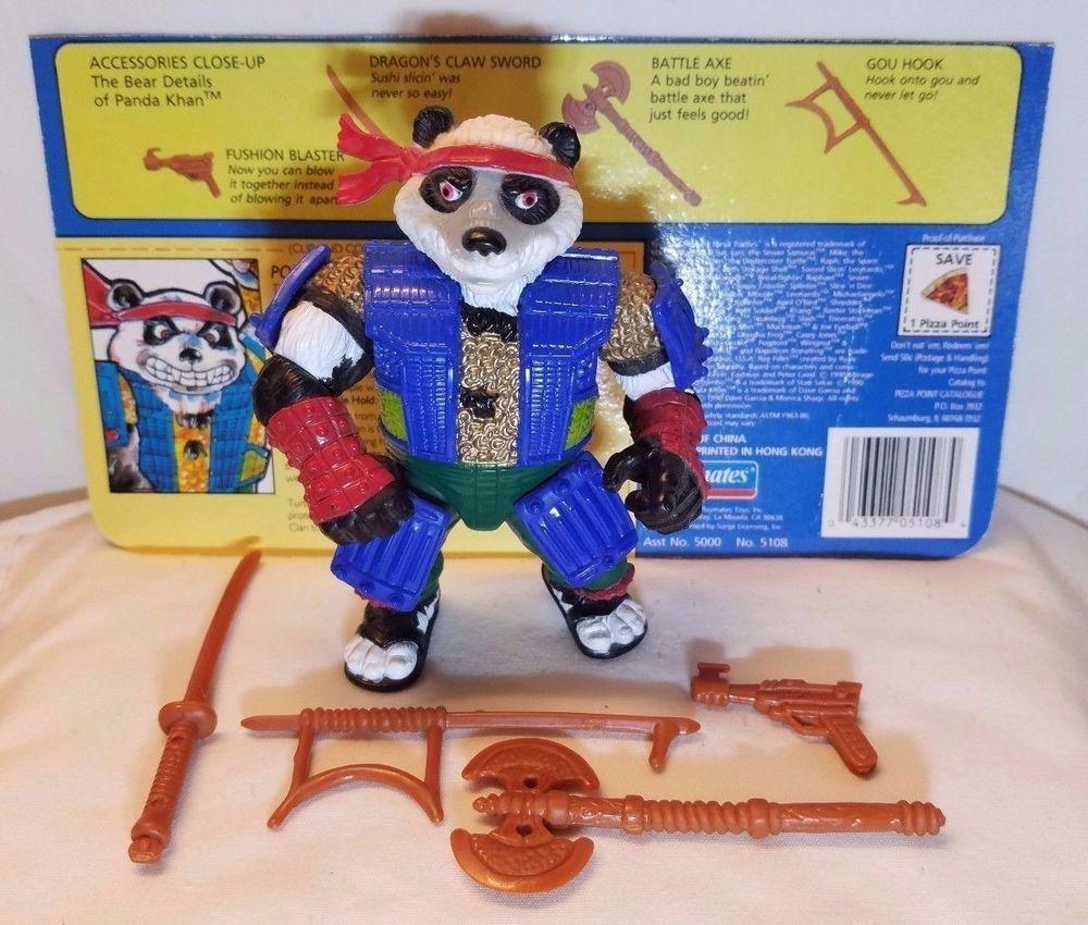 TMNT Ninja Turtles Panda Khan Gou Hook