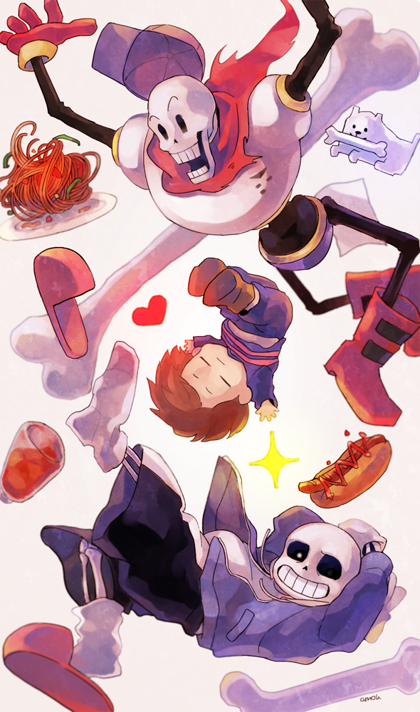 All Of Your Favorite Things In One Art With Images Undertale