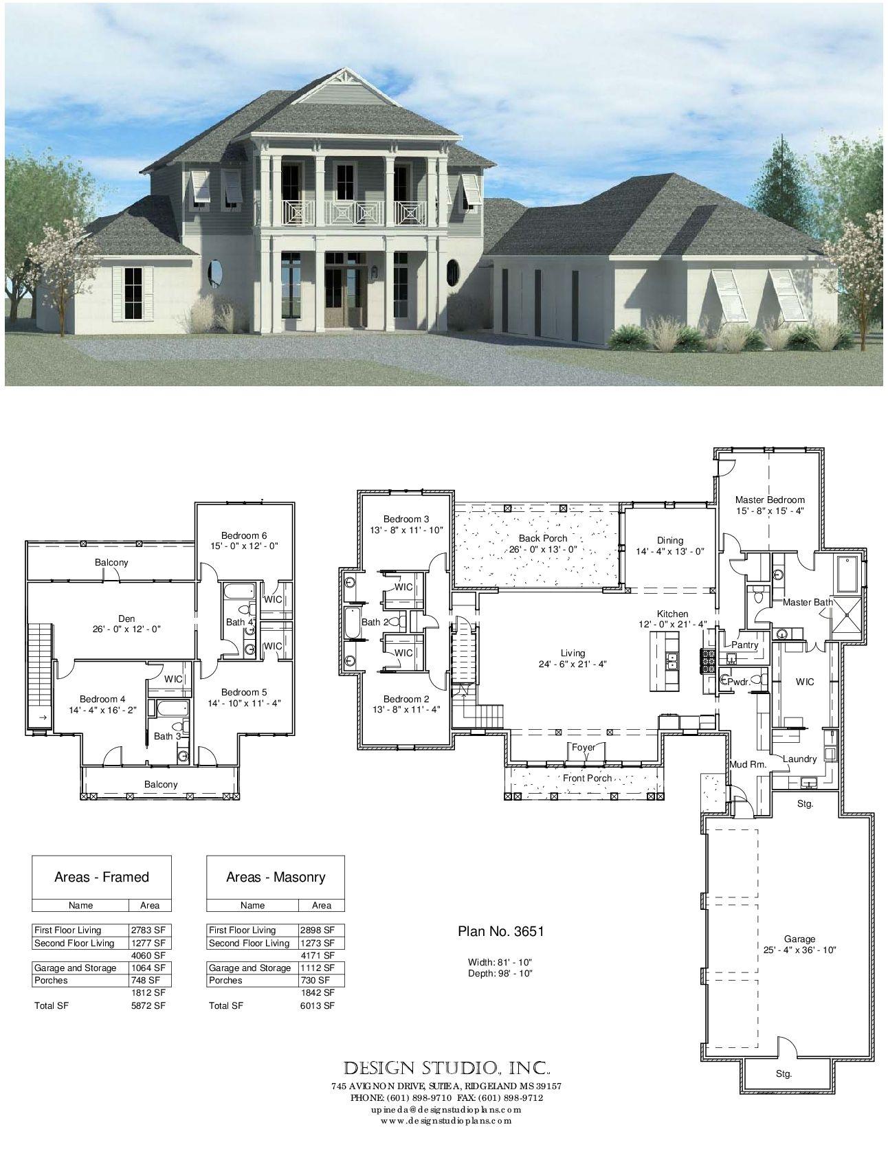 Plan 3651 Design Studio House Plans Mansion House Blueprints Minecraft Houses Blueprints