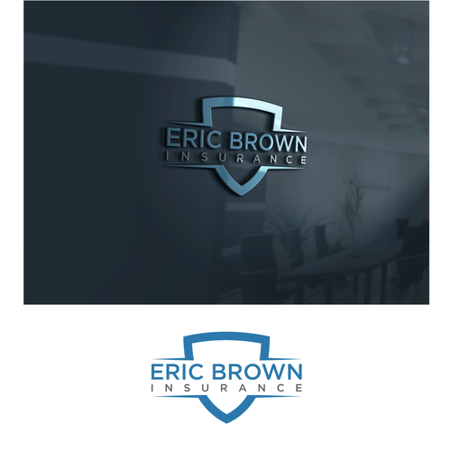Eric Brown Insurance Create A Strong Logo For A Top Insurance