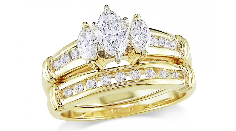 Diamond, Silver, Gold