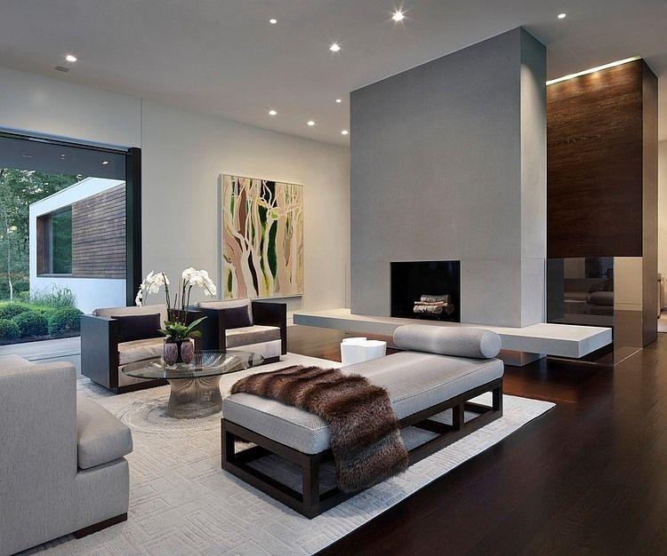 New Canaan Residence by Specht Harpman ABODE Pinterest Pintura - colores calidos para salas