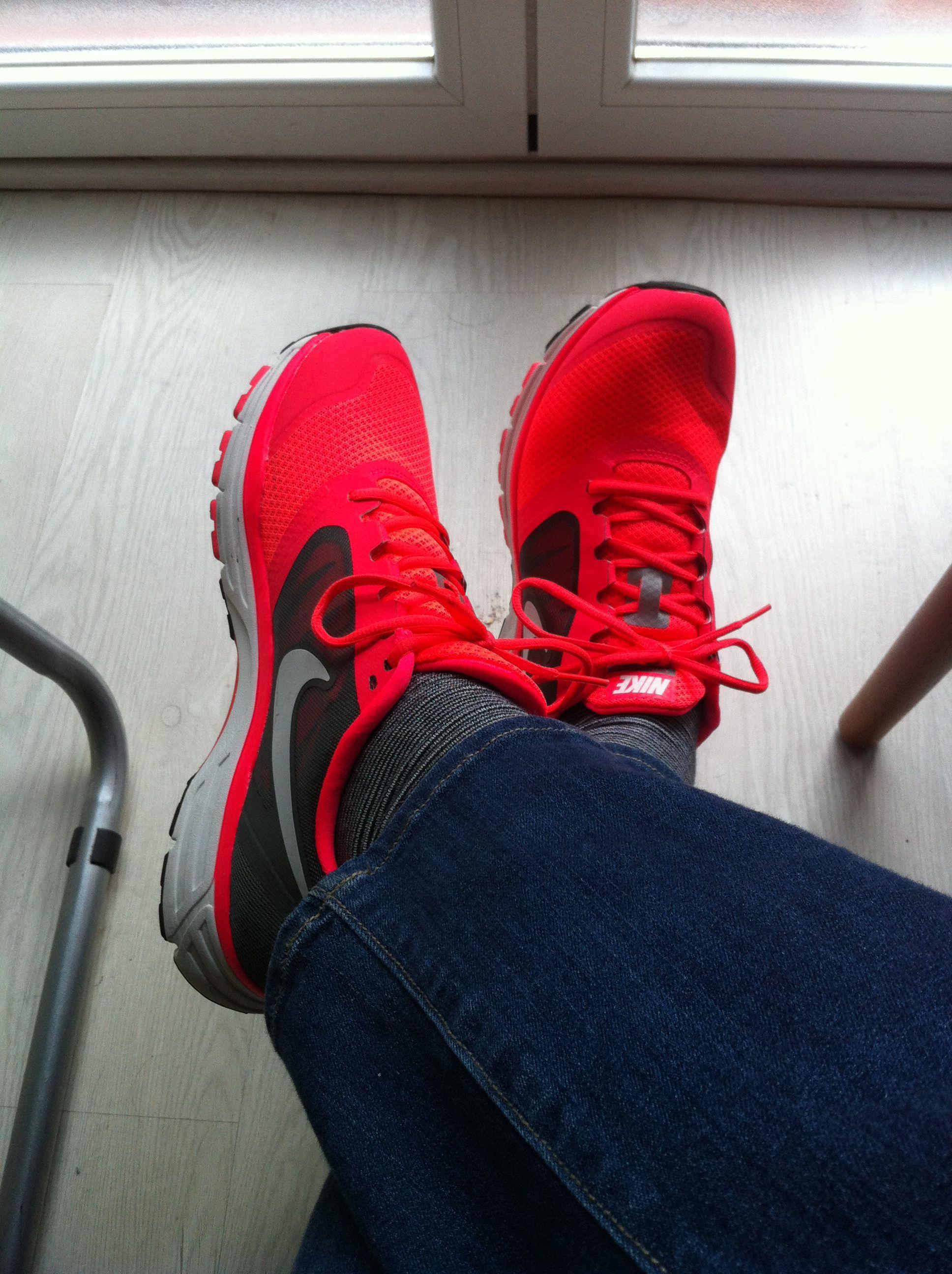 Mis Nike nuevas de Reyes!!!!
