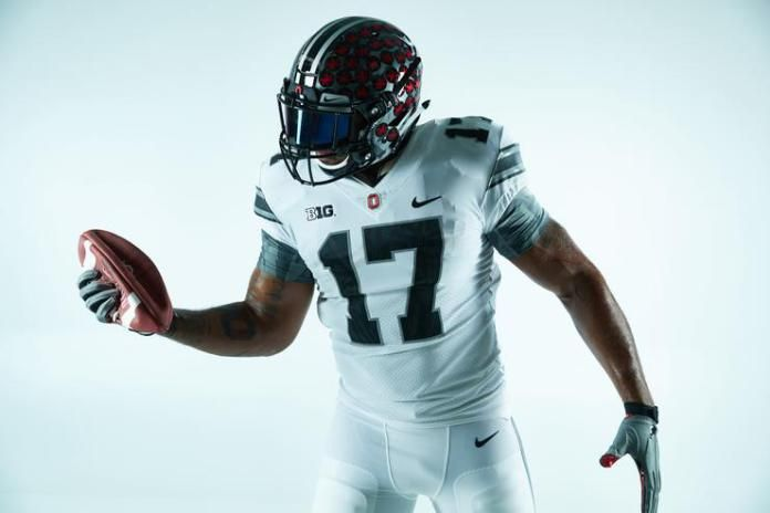 Nike Reveals Ohio States New Alternate Uniforms For Michigan Game