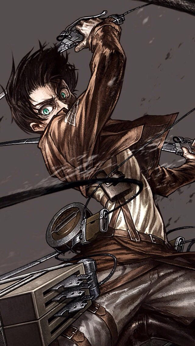 Eren Jaeger Attack on Titan Art Attack on titan fanart