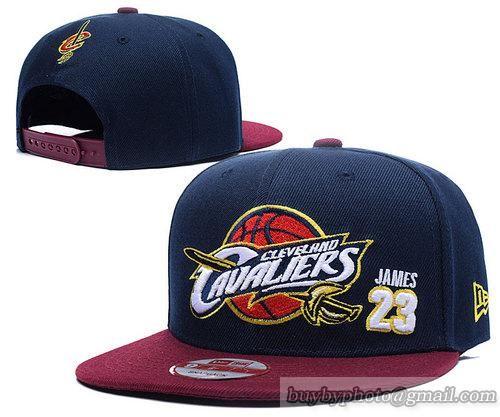 58f931095f333 A1388 NBA Cleveland Cavaliers Snapback Hats  23 James
