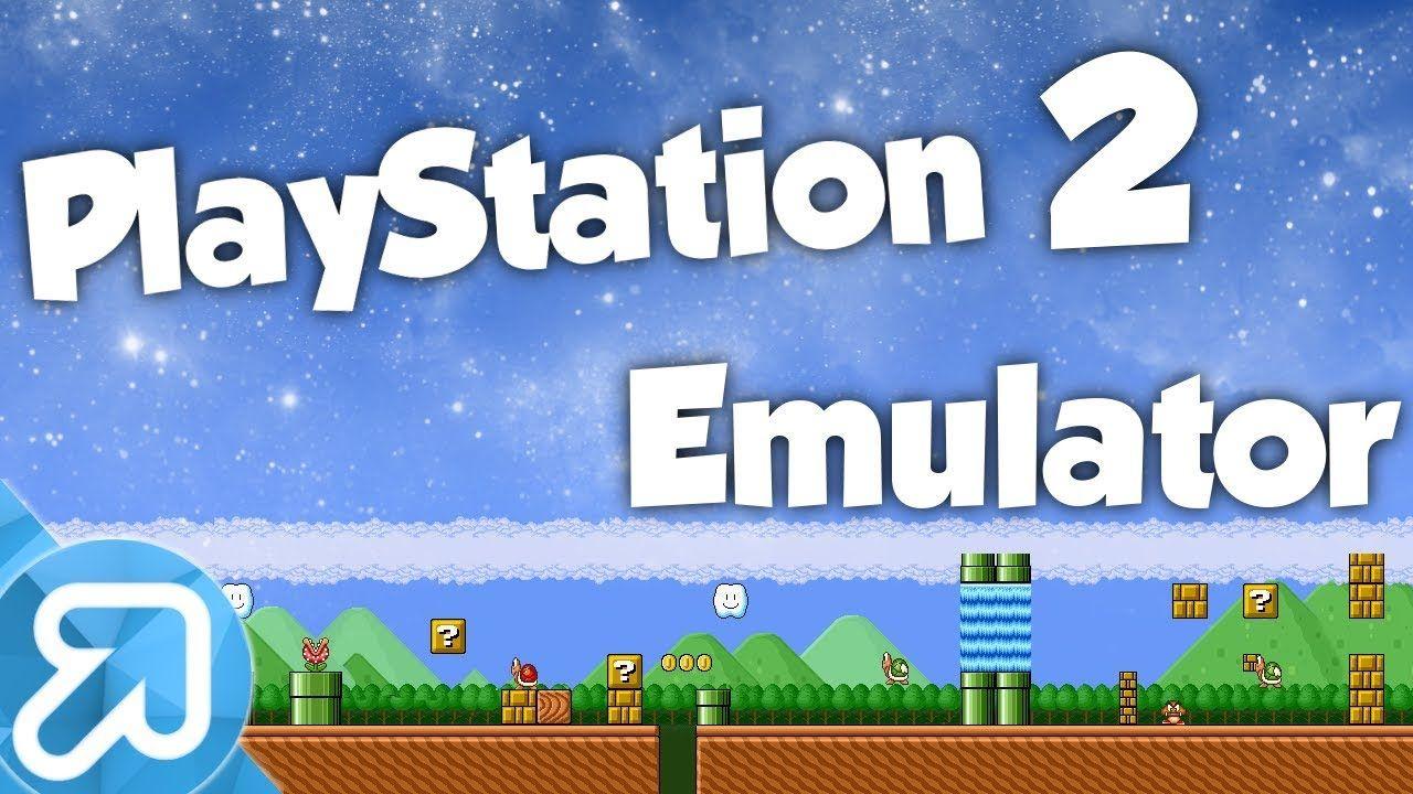 PCSX2 | Windows Linux MacOSx | Playstation 2 (PS2) EMULATOR