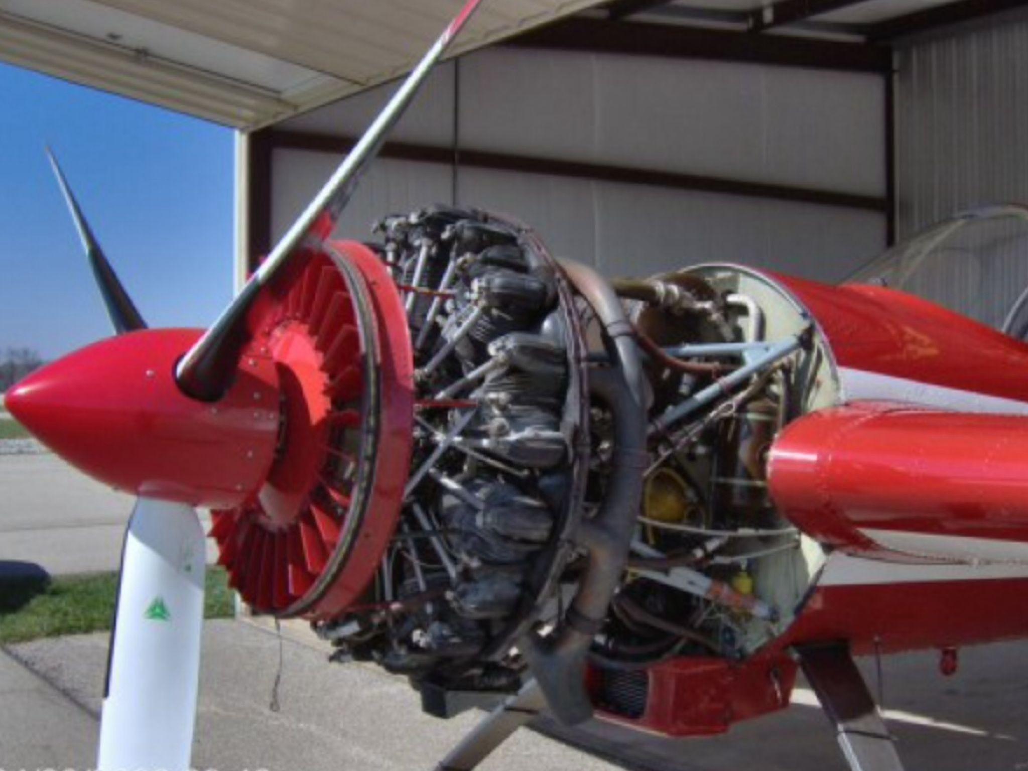 YAK 55 Aerobatic plane Yak