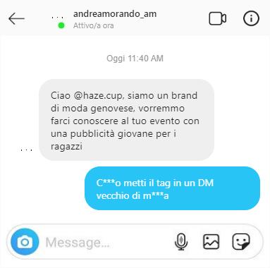 Fake Instagram Direct Message Maker Instagram Direct Message Instagram Post Generator Instagram Message