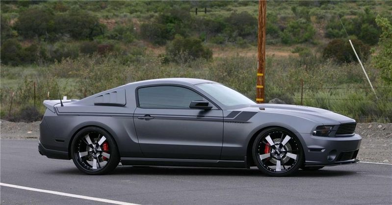 2010 Ford Mustang Gt Custom Coupe 2010 Ford Mustang Mustang Gt