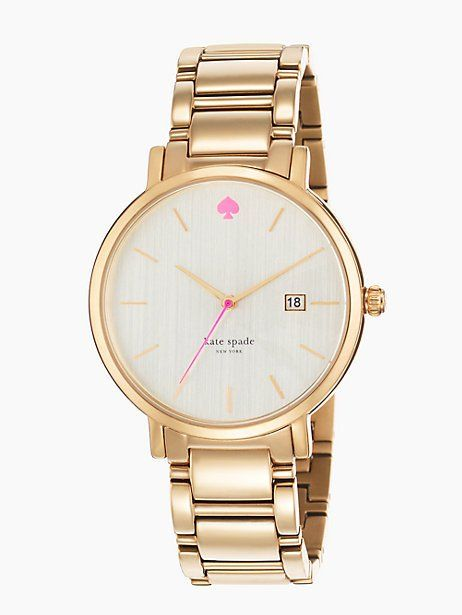 gramercy grand watch - Kate Spade New York
