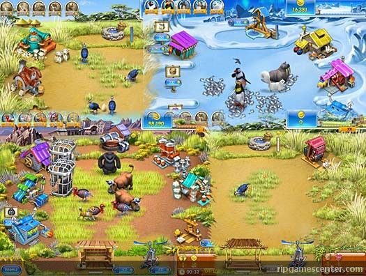 Farm Frenzy 3 PC Games Free Download- Rip Games Center