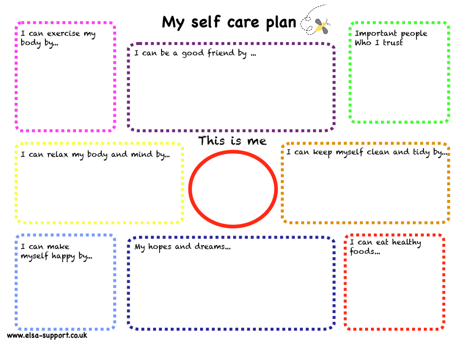 New Year's Resolution Revamp | Social Work | Self care ...