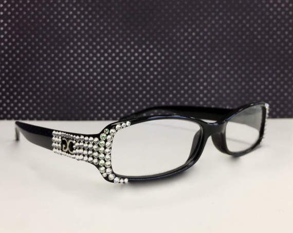 f2406b51abd GINA EYEWEAR Handmade made with Genuine Swarovski Crystals we sell Reading    Sunglasses AVAILABLE IN COLOR