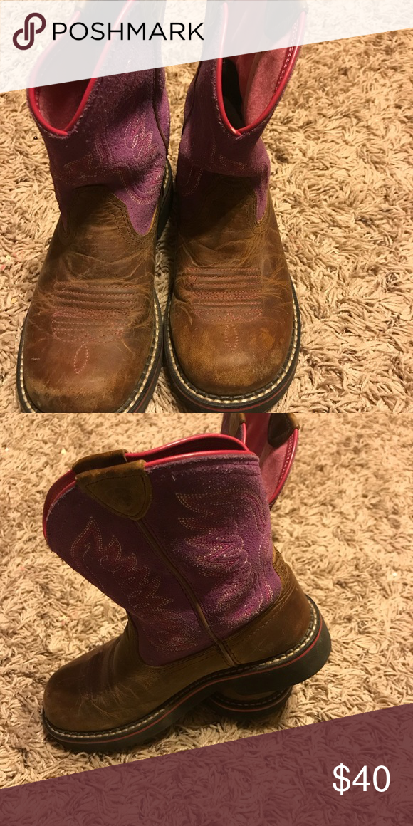 size 1 girls boots