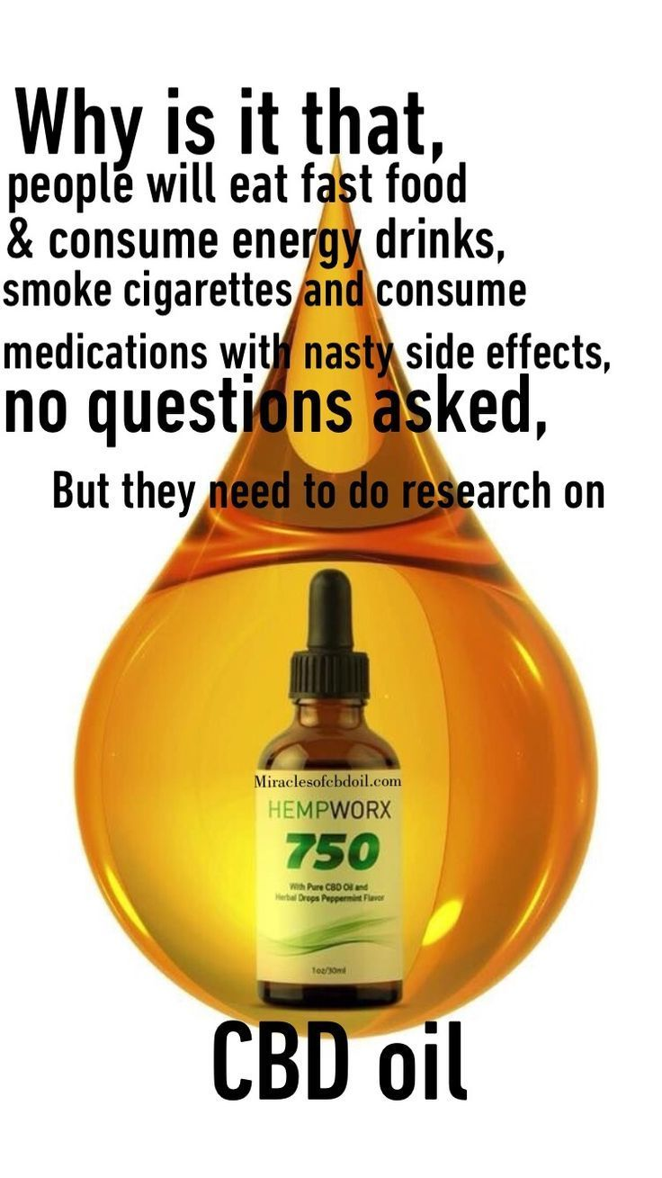 Our CBD oil is rated 1 on the market for a reason.