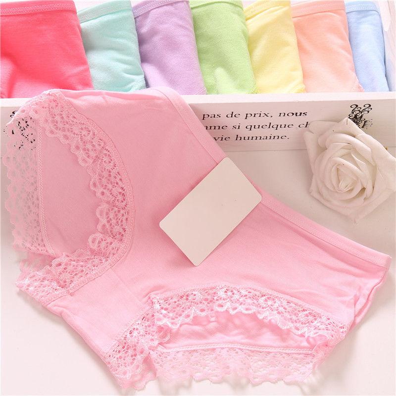 1.02 - 16 Color Women Lace Panties Bikini Lingerie Cotton Underwear Briefs  Knickers Us  ebay  Fashion 3b12bac10
