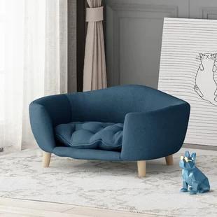 Tucker Murphy Pet Burson Durable Pillow in 2020 Dog sofa