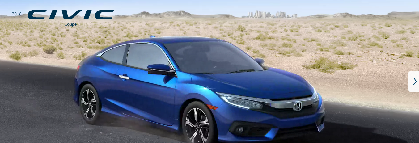 New Generation Drivers Will Love The 2018 Honda Civic Coupe With Its Stylish Sporty 2 Door Exterior Sophisticated And High Civic Coupe Honda Civic Coupe Civic