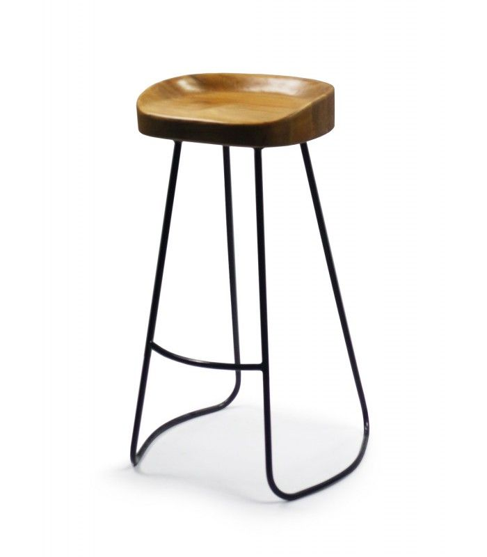 1000 ideas about tabouret de bar metal on pinterest - Chaise bar metal ...