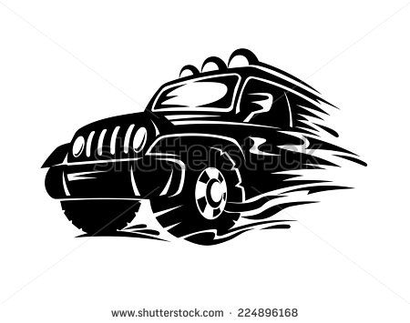 Free Jeep Vector Graphics Free Vector Download 9 Files For