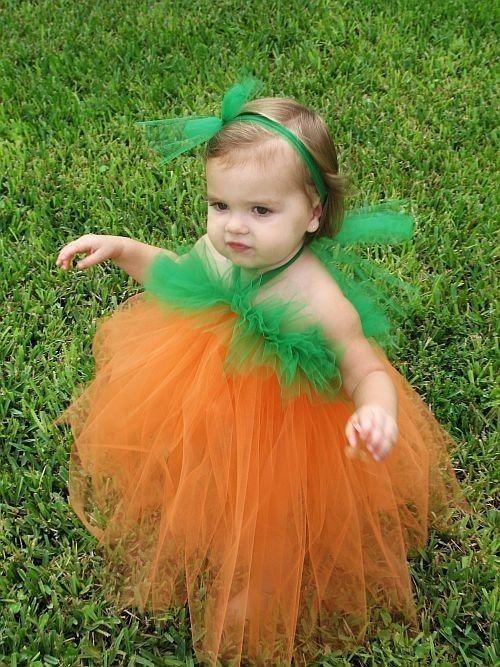 My lil\u0027 pumpkin tutu dress Halloween Pinterest Pumpkin tutu - halloween tutu ideas