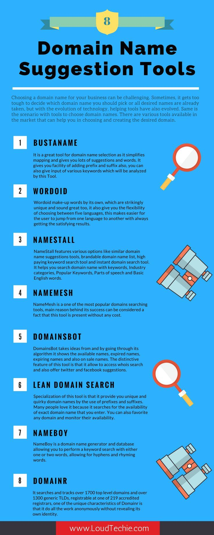 8 Tools To Lookup Perfect Domain Name Suggestion For Your New Domain Domain Name Ideas Name Suggestions Domain Name Generator