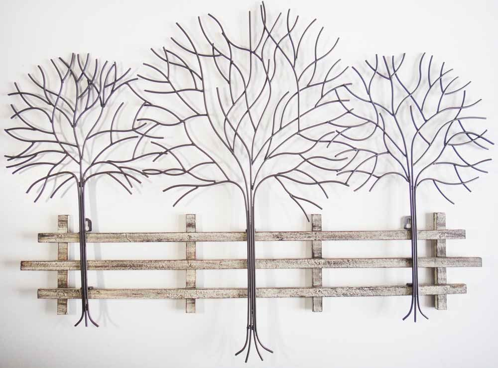 Really Love This Wall Art Metal Wall Art Picture Winter Tree