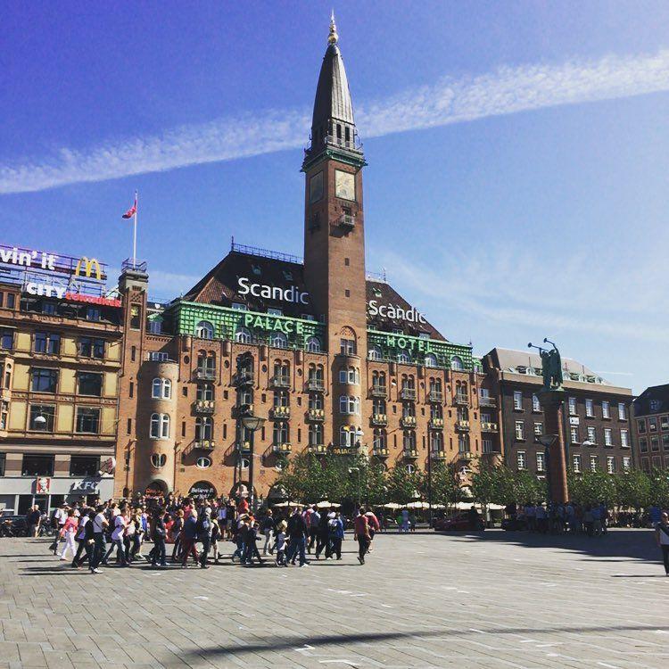 Scandic Palace Hotel in København