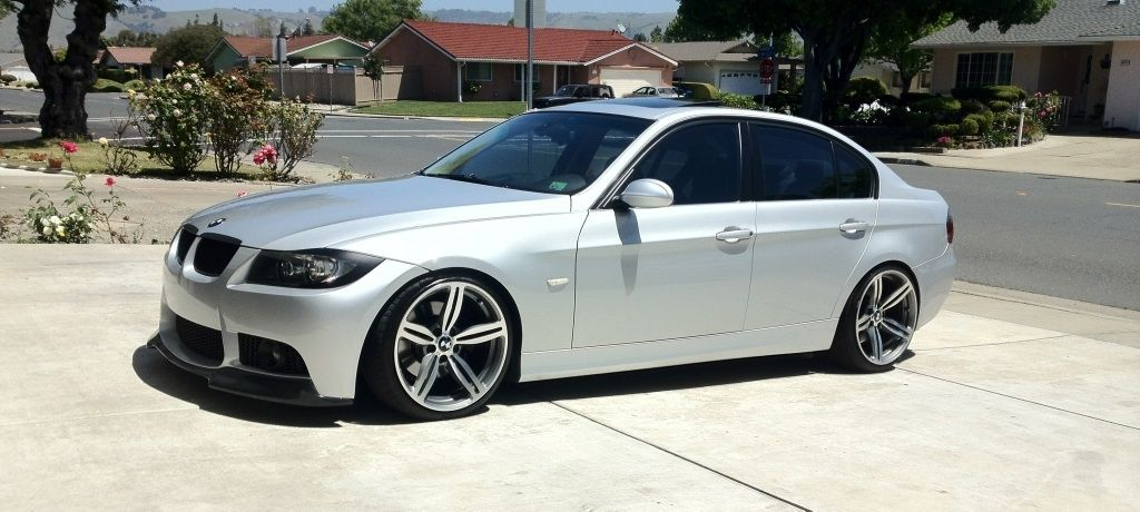 E90 Per Lci With M6 Wheels 335i Bmw Mpower Bmw Sport