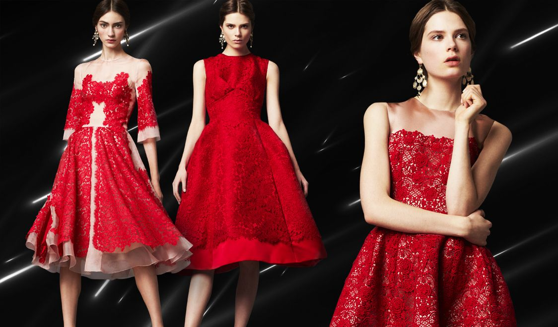 Dolce-and-gabbana-FW-2014-red-dresses | DOLCE & GABBANA ...