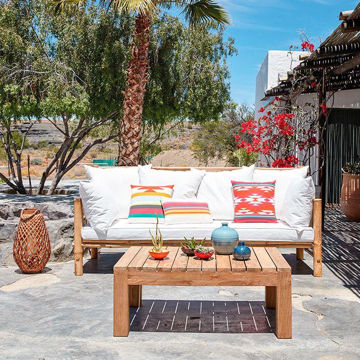 Maisons du Monde | TERRACE | Pinterest | Terrazas, Acogedor y Jardín