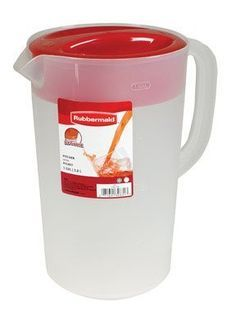 Rubbermaid 1 Gallon Pitcher With Pink Lid Google Search Rubbermaid Pitcher Tea Pitcher