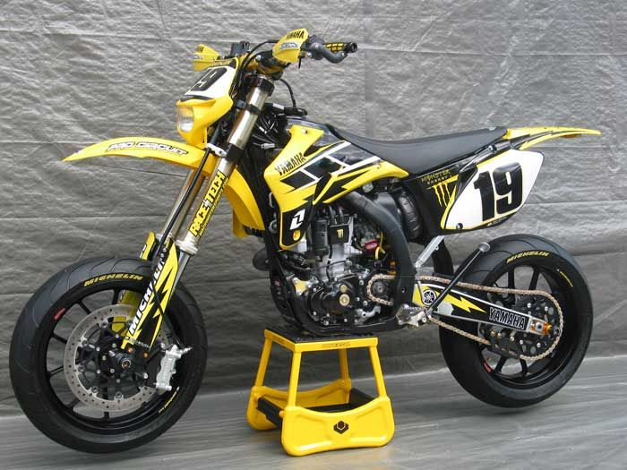 Yamaha YZ450F Supermoto | Car's & Bikes | Pinterest | Motocross ...