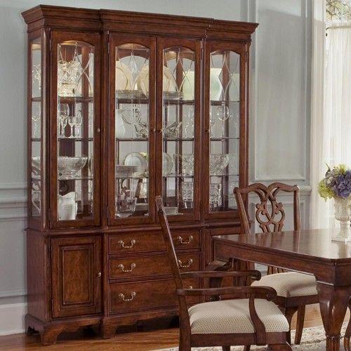 Liberty Furniture Ansley Manor China Cabinet - Becker ...