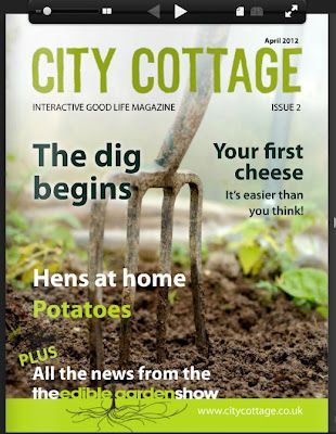 Free Online Sustainable Living Magazine.