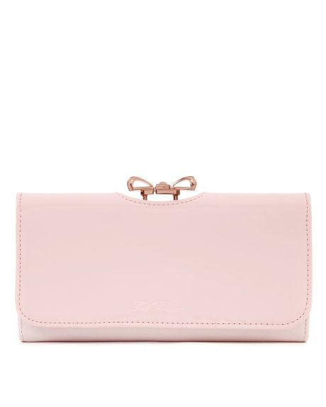 65a0257eb431 Crystal bow matinee - Light Pink