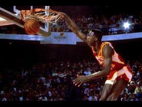 ac34205eedc9 Nba Slam Dunk Contest 1988 - Legendary Battle - Michael Jordan vs Dominique  Wilkins. - YouTube