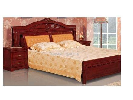 camas de madera - muebles cmatsa fabricantes - - Lima - Muebles ...